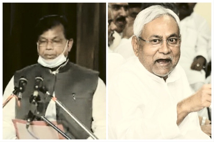 Nitish Kumar's Bihar Education Minister resigns just after 2 and a half hour