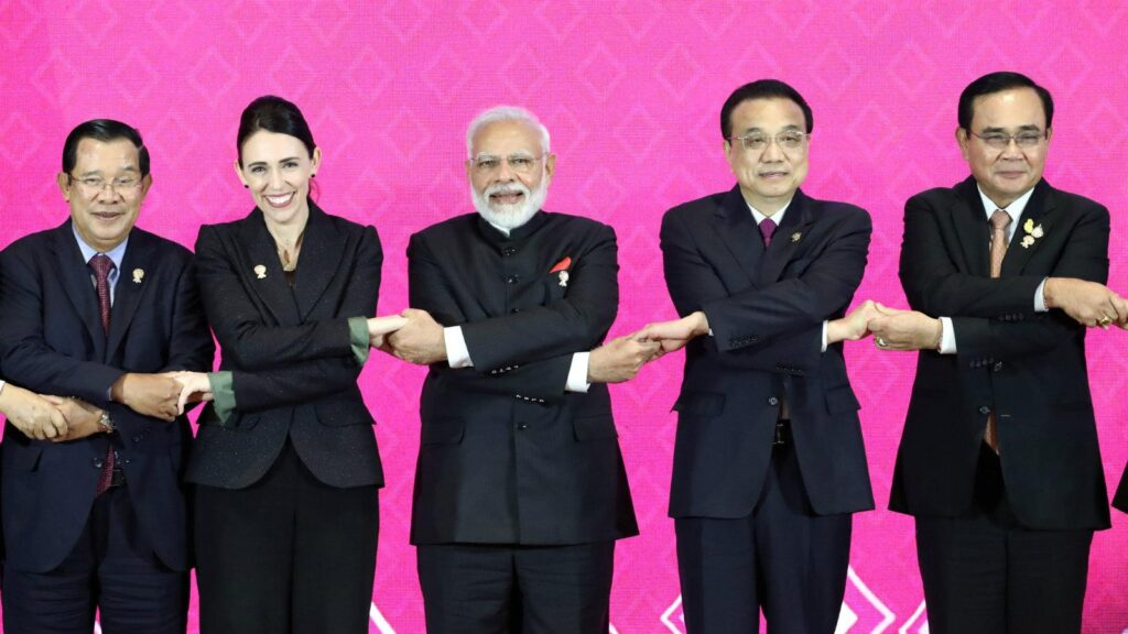 RCEP - the world's biggest trade deal signed without India