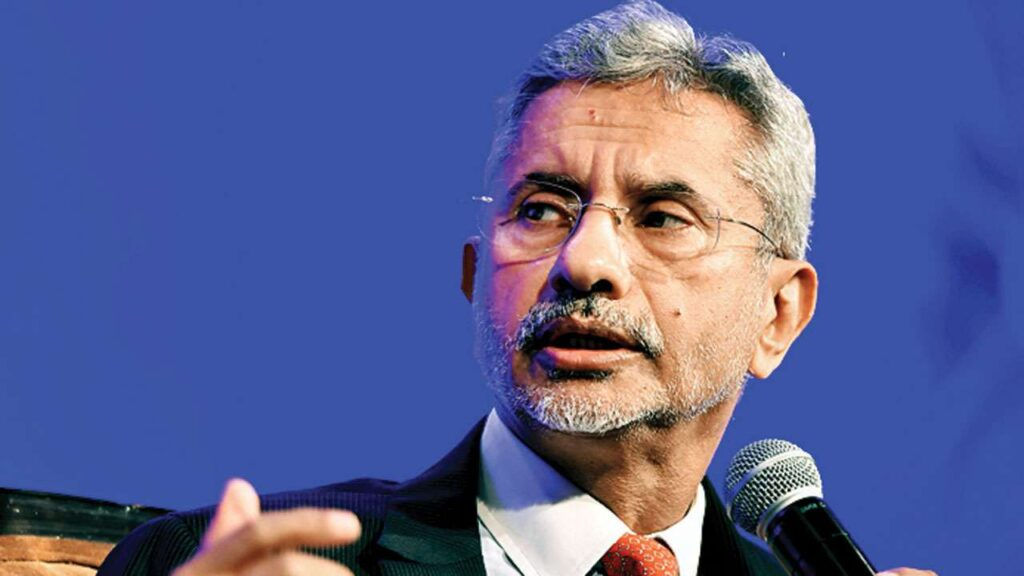 Unhindered Humanitarian Assistance in Afghanistan is our topmost priority: Jaishankar