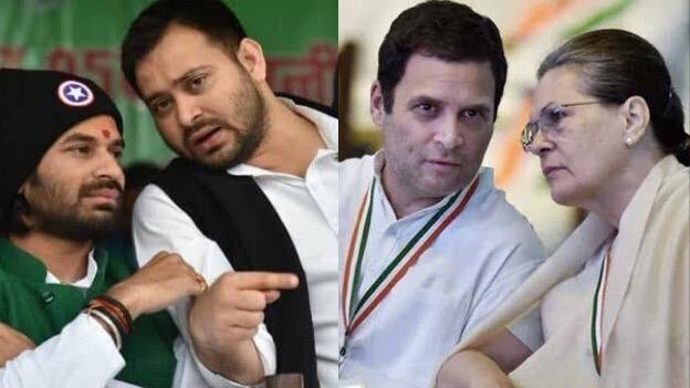 Bihar Chunav 2020: Tejashwi Yadav, Rahul Gandhi active after Bihar Election exit polls