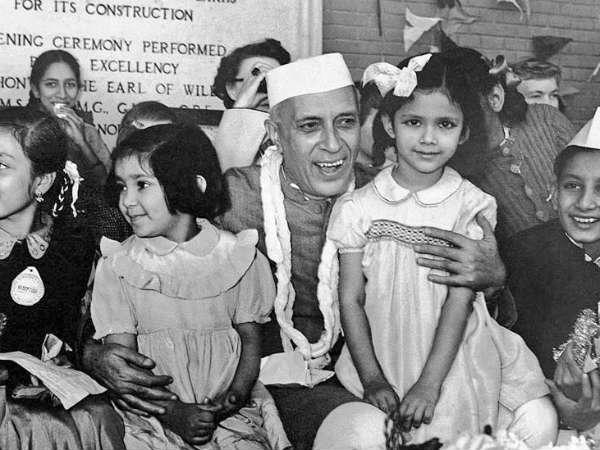 Children's Day 2020: Jawaharlal Nehru The Ganga Times