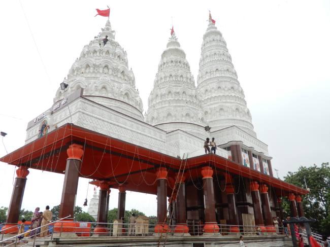 Famous temples of Bihar: Ashokdham Temple, Lakhisarai