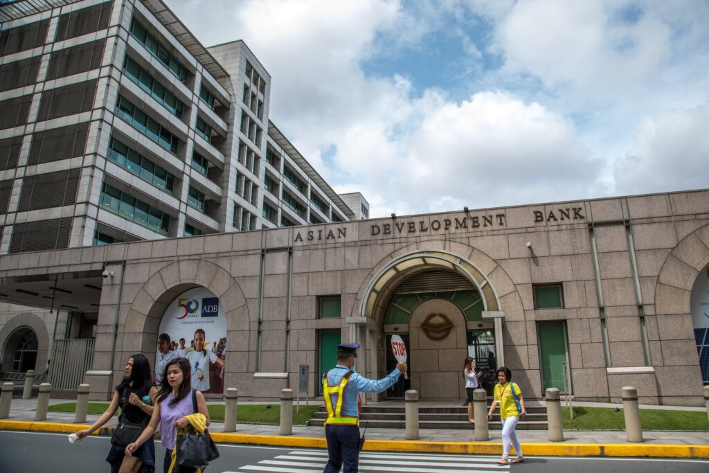 Asian Development Bank headquartered in the Philippines has funded the Delhi-Meerut RRTS project