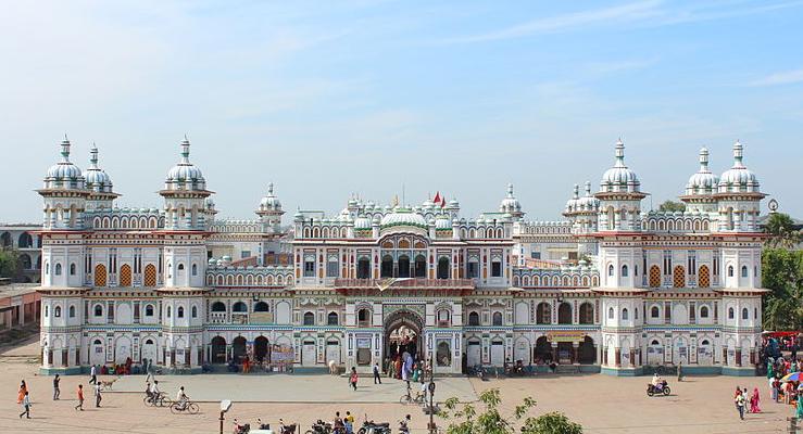 Mithila Shakti Peeth, Darbhanga is among the best temples to visit in Bihar