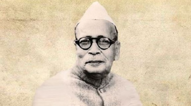 Member of Constituent Assembly from Bihar: Anugrah Narayan Sinha