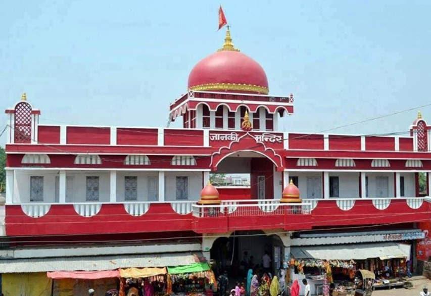 Janki Temple or Janaki Temple Sitamarhi: One of the most popular temples of Goddess Sita