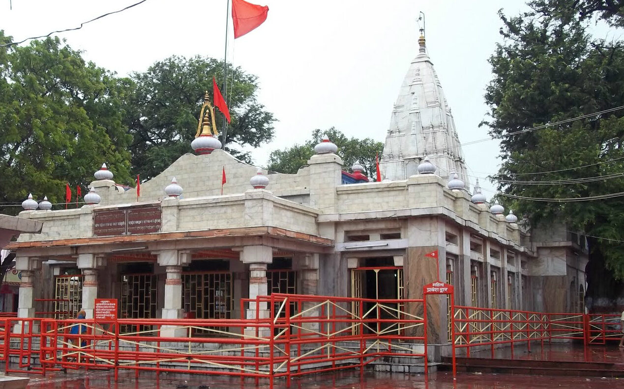 One of the most famous temples of Bihar: Patan Devi Temple, Patna