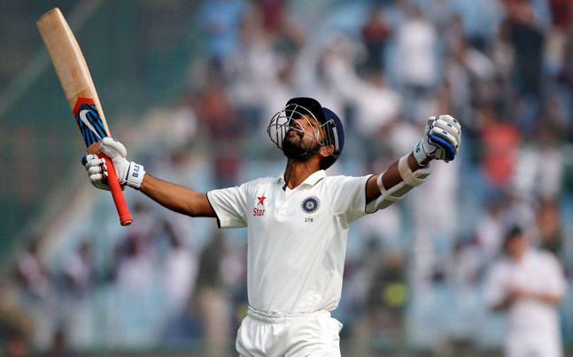 Ajinkya Rahane is also one of the finest batsmen in the current Indian setup. (AP Photo)