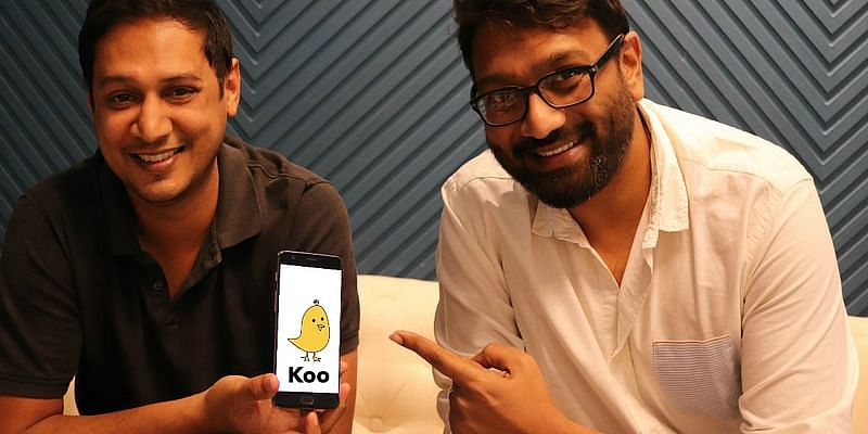 Aprameya Radhakrishna and Mayank Bidawatka: Koo App founders and Owners