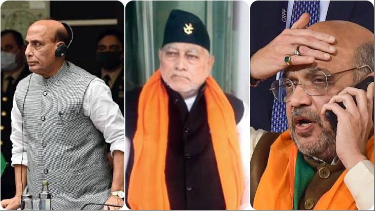 PM Modi brother Prahlad Modi has raised questions on Amit Shah and Rajnath Singh's son's ability.