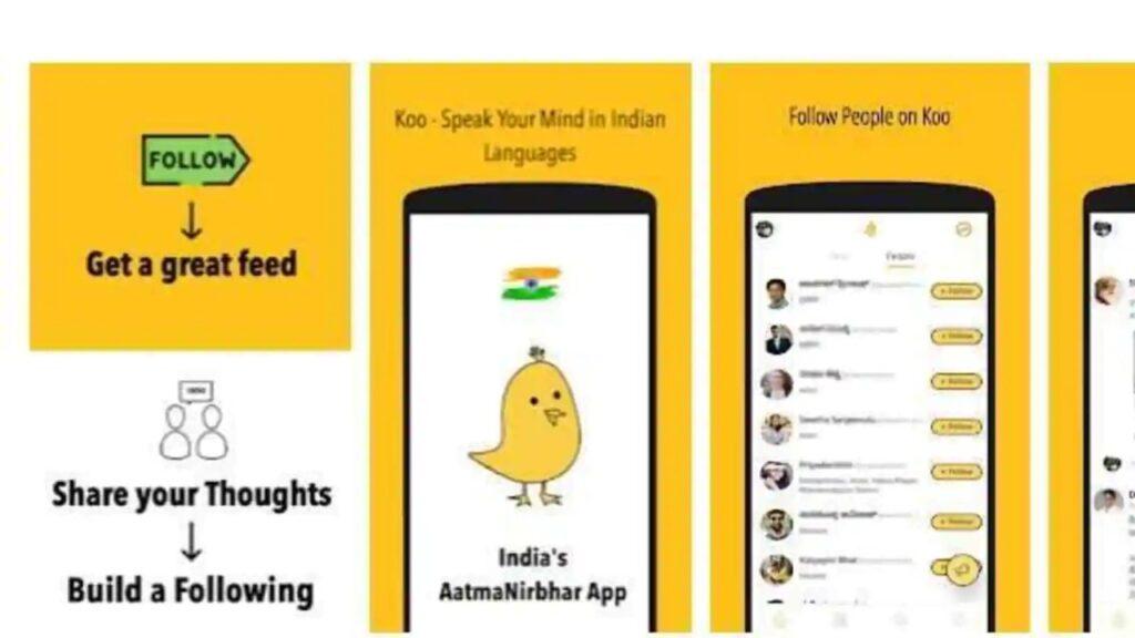Koo App the Indian Twitter