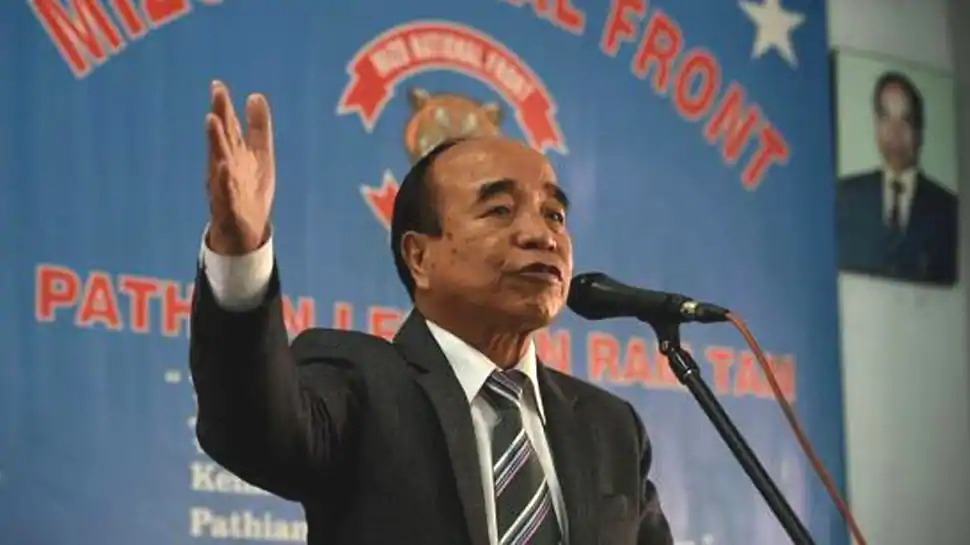 Mizoram CM Zoramthanga said he would welcome Myanmar refugees