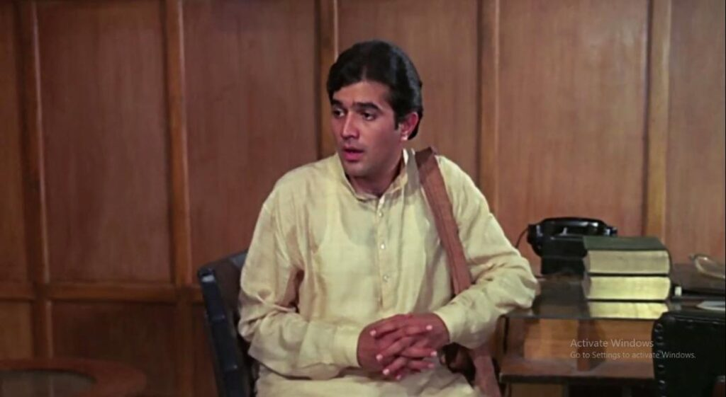 Rajesh Khanna: Dialogues of Anand Movie
