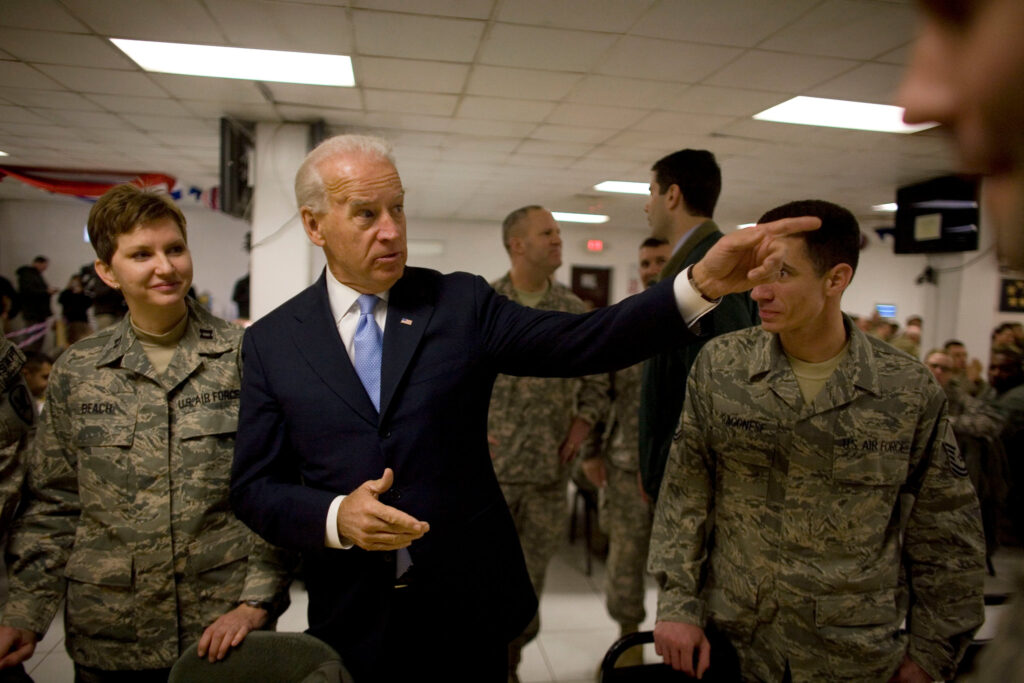 Joe Biden Afghanistan plan
