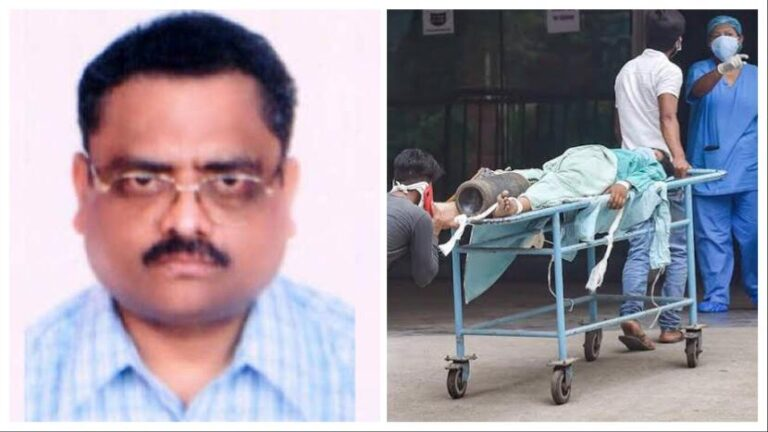 Bihar Chief Secretary, a Judge, 3 Lawyers Die Due To Covid Complications