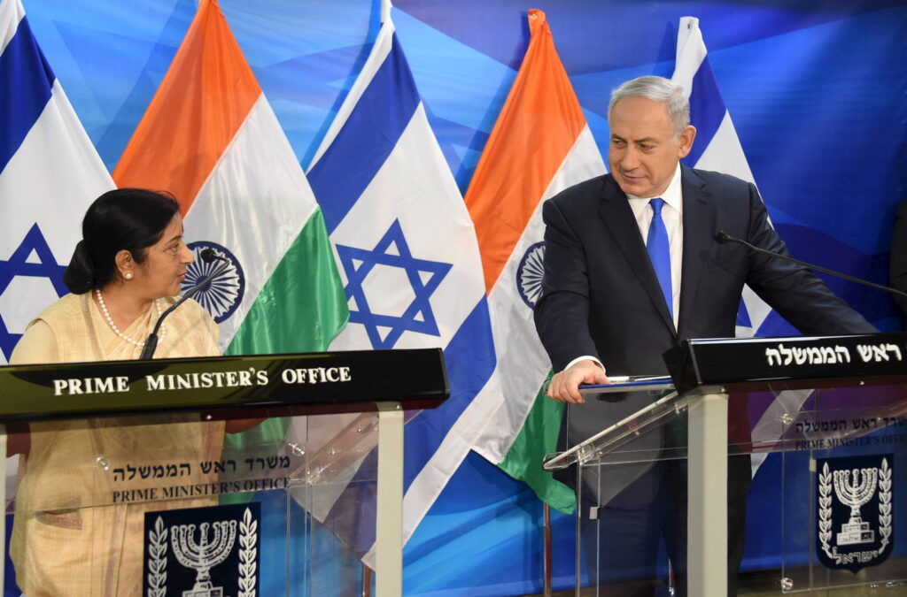 Many are baffled by New Delhi's stance and asking why India is not supporting Israel openly.
