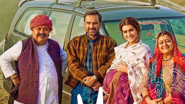 Manoj Pahwa. Pankaj Tripathi, Kriti Sanon, Supriya Pathak in Mimi movie review