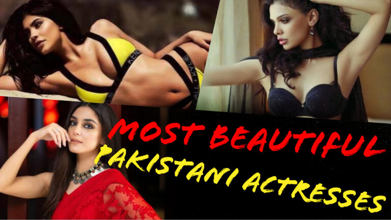 Most beautiful and hottest Pakistani actreses