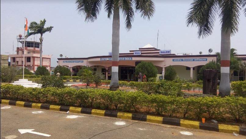 Airports in Tamil Nadu Salem