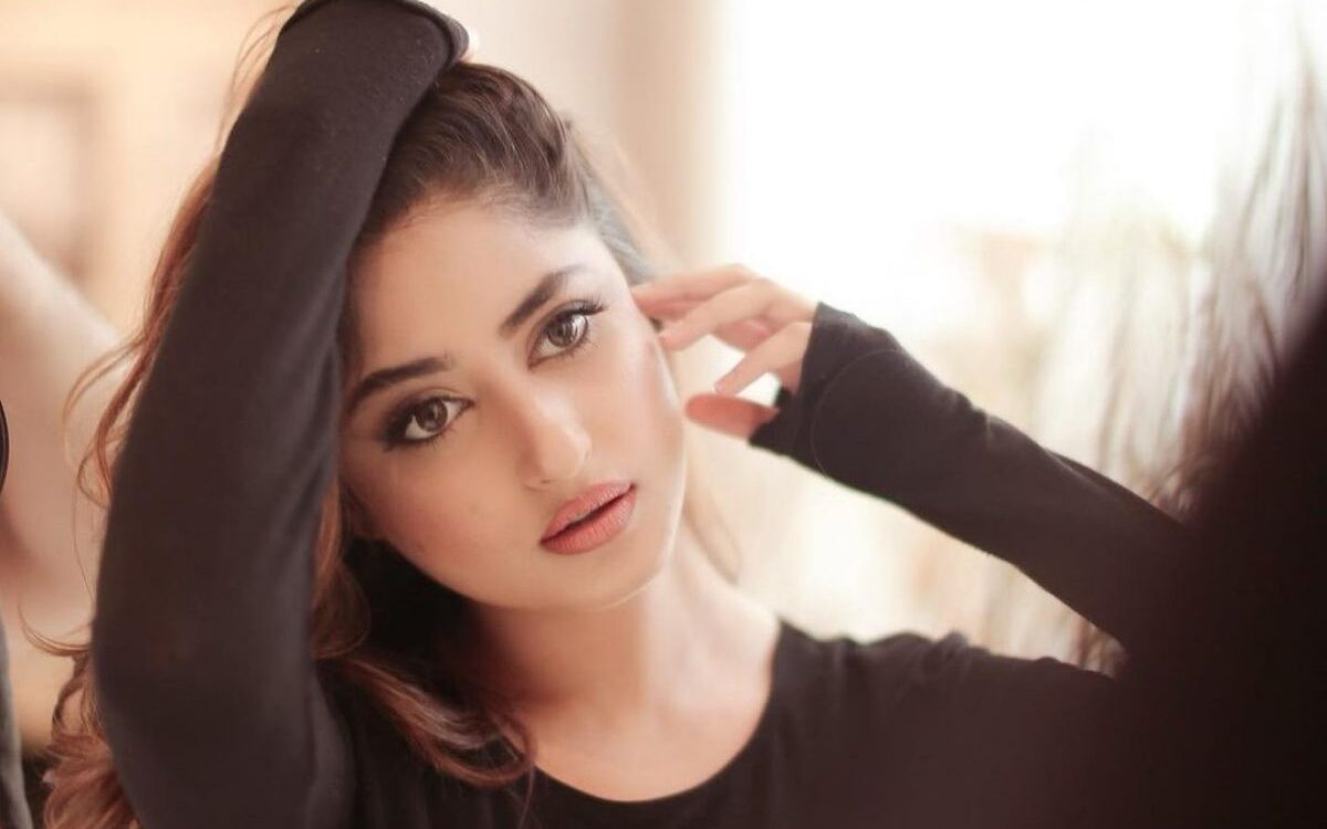 Sajal Aly is one of the sexiest Pakistani actresses